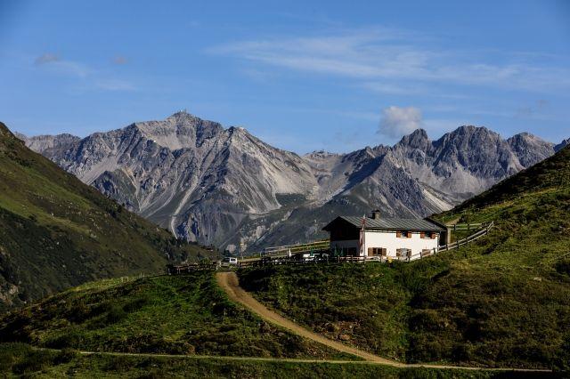 Alpe Rossfall