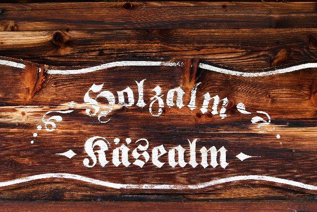 Holzalm