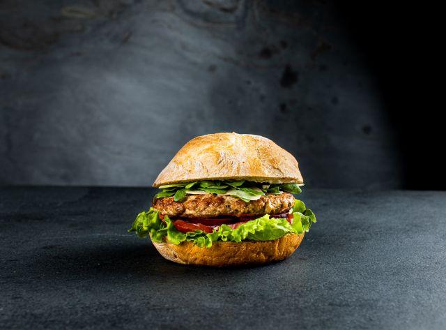 Milchkalb-Burger