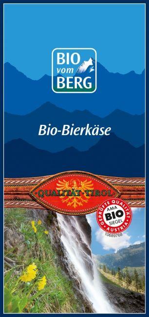 Bio-Bierkäse
