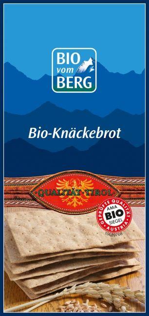 Bio-Knäckebrot