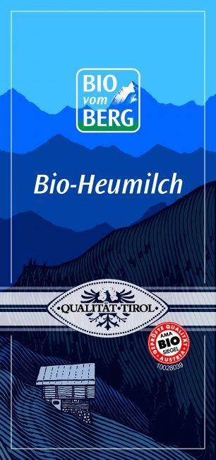Bio-Heumilch