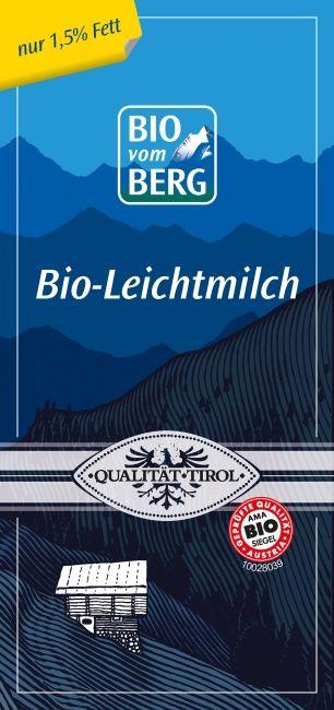 Bio-Leichtmilch