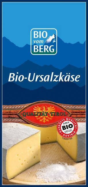 Bio-Ursalzkäse