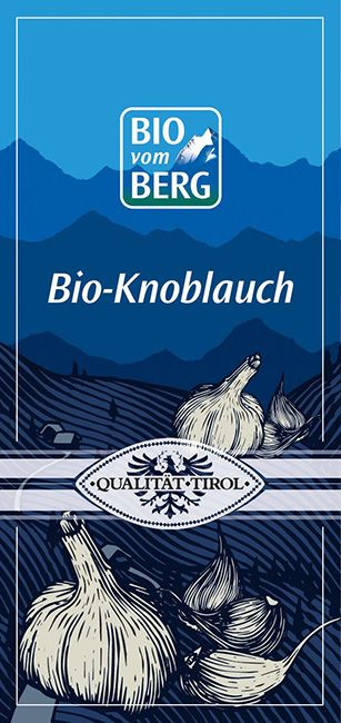 Bio-Knoblauch